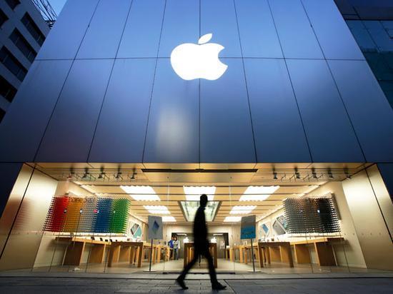 近期苹果股价直线下跌 市值蒸发639亿美元