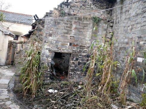 安徽巢湖柘皋发生液化气爆炸事故 造成一人死亡