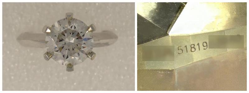 国家珠宝玉石质量监督检验中心发现大颗粒CVD合成钻石 套用天然钻石证书