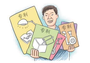 中国专利量连续7年居世界首位