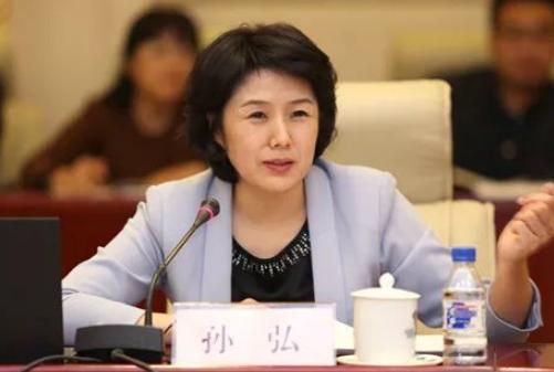 孙弘:吉林唯一女代市长