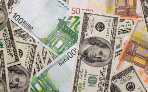 美债收益跳升利好美元 欧元走势迟缓惹担忧