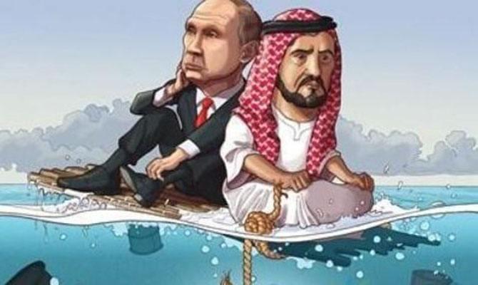 沙特2月日均产油量超俄罗斯 成全球最大产油国