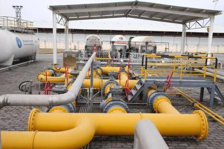 中国石油集团:需要改革市场扩大天然气存储