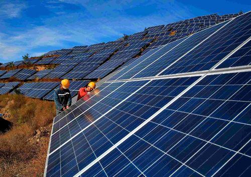 国家能源局:降低光伏用地成本 减轻可再生能源领域企业负担