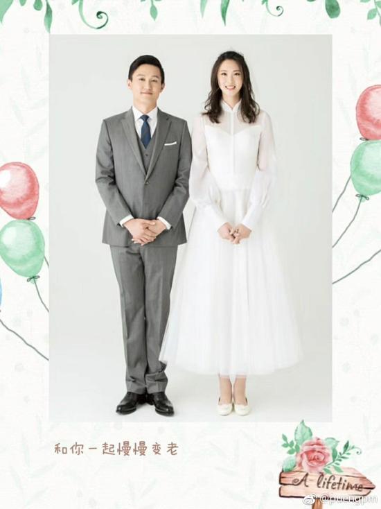 惠若琪男友曝光 婚礼将于4月30日在京举行
