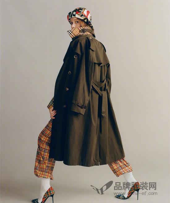 英国奢侈品牌Burberry最新时尚集锦大片曝光