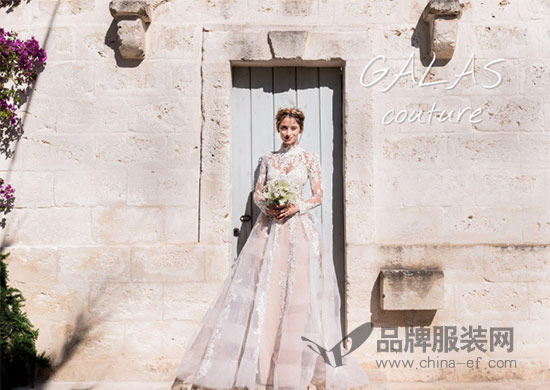 Galas Couture婚纱入驻深圳