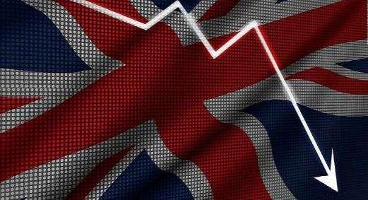 """英国央行5月加息再""""泼冷水""""!英镑兑美元暴跌60点"""