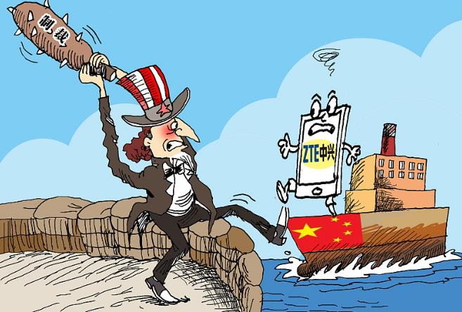 特朗普虚晃一枪:别被套路了,可能是在帮咱们中国!