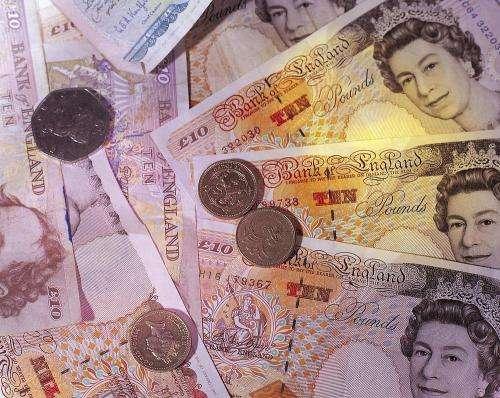 经济数据不佳显疲软 英银5月加息概率跌至20%