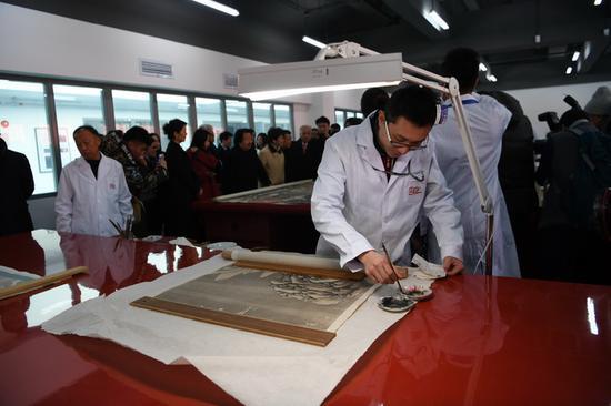 """故宫文物医院第一个""""开放日""""预计定在6月9日"""