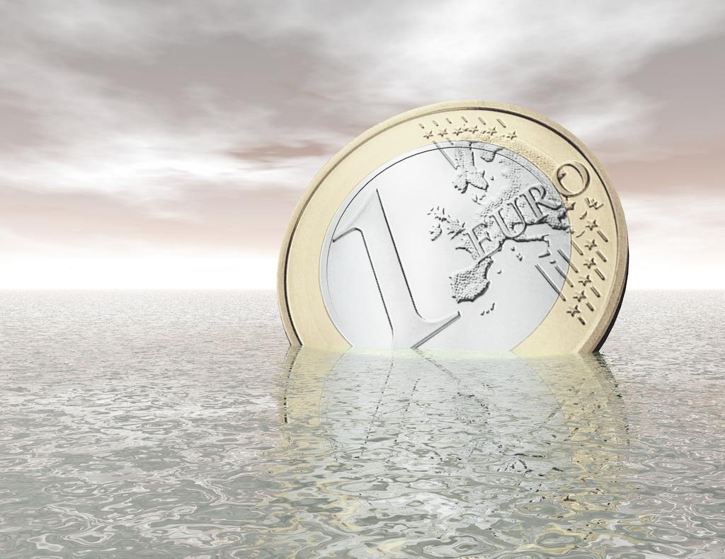 德拉基鹰风不敌通胀疲软 欧元多头之路犹心酸!