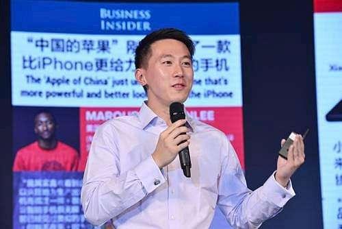 小米人事调整 CFO周受资兼任高级副总裁
