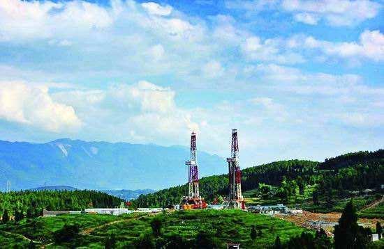 中国页岩气可采资源量与美国相当