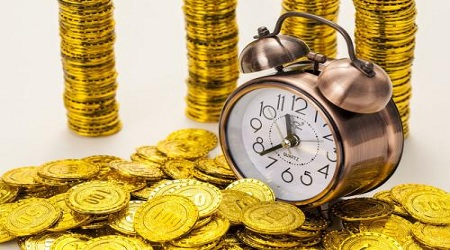 美元指数高歌嘹亮 国际黄金悄然上涨