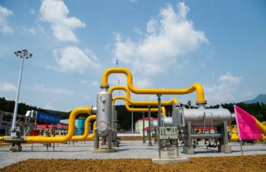 中石油四川页岩气单井产量再破1亿立方米