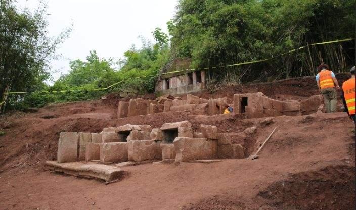 重庆璧山区发现的30余处地下文物点