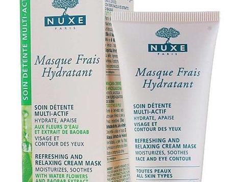 法国植物美容护肤品牌NUXE 自然安全高效