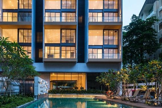 新加坡豪华公寓Lloyd Sixtyfive发布