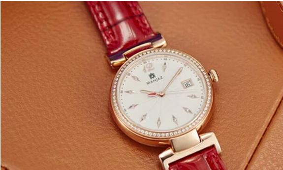 名爵爱琴海系列腕表 做有格调的女人
