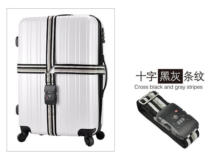 为什么要用行李箱打包带
