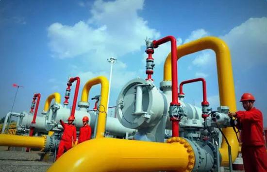 青海油田累计向拉萨供应天然气达1.02亿立方米