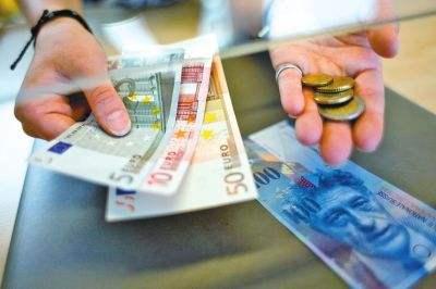 瑞郎下跌逾40点 G10央行中瑞士央行或最晚正常化
