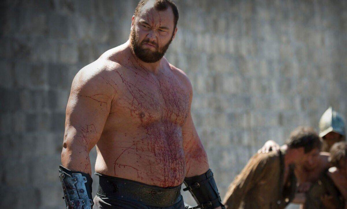 2018世界最强壮男人就是他了!