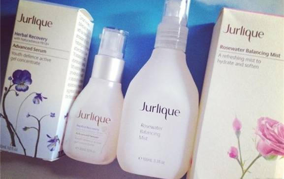 地球上最自然的化妆品品牌 茱莉蔻