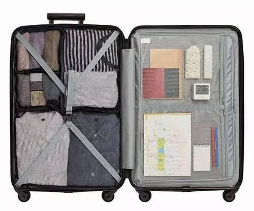 如何整理行李箱