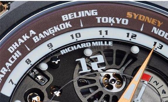 里查德米尔飞轮腕表 全球限量35枚