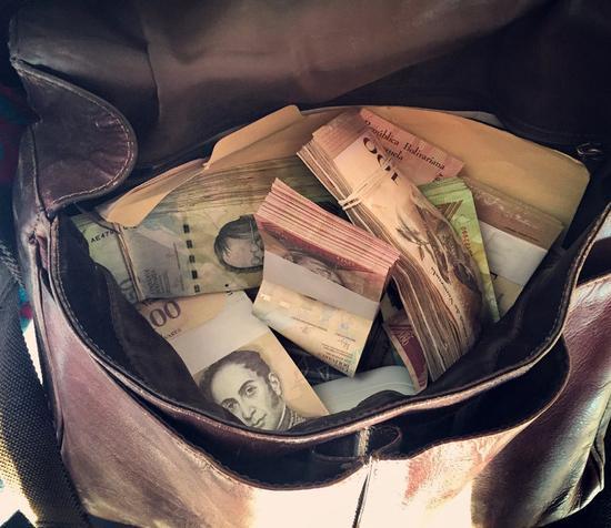 震惊!委内瑞拉通胀率飙至13779% 已成全球通胀最高国家