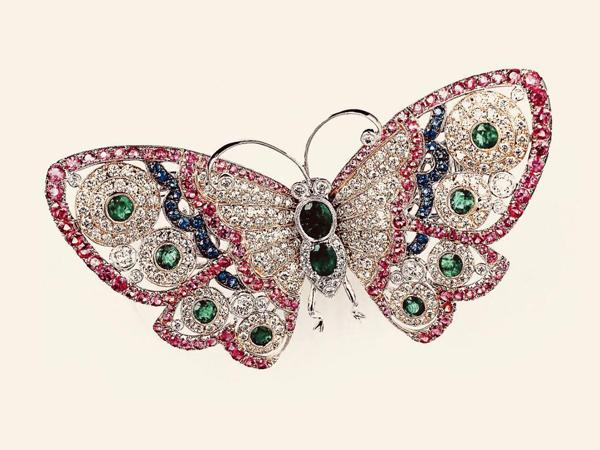比利时高级珠宝MONETA推出全新La Mode系列