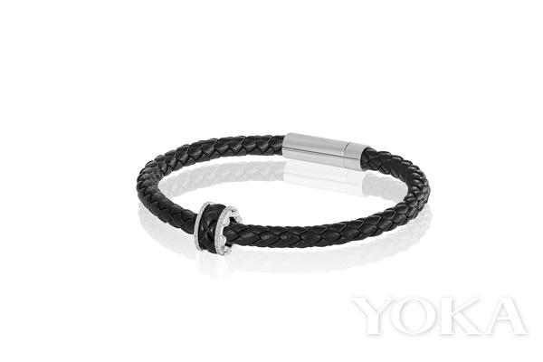 英皇珠宝全新Yo Yo系列 黑色中性设计男女都适合
