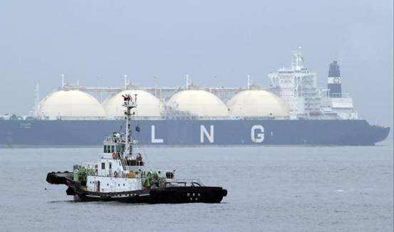 中国海油海南LNG接收站迎来全国首船保税液化天然气卸货