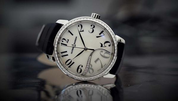 Ulysse Nardin玉玲珑珍宝腕表 为女性设计