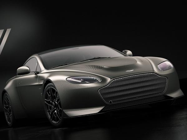 阿斯顿马丁将推出V12 Vantage V600限量版