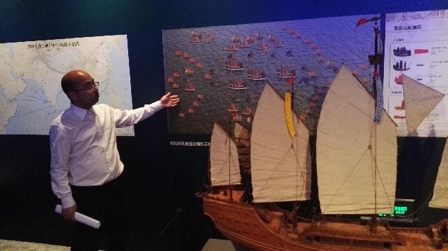 海上丝绸之路沉船与贸易瓷器大展上海开展