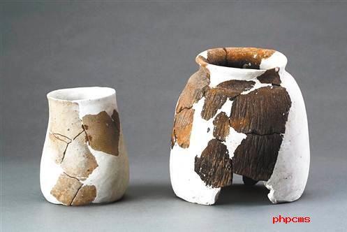 石门宝塔遗址发现大量商代遗存