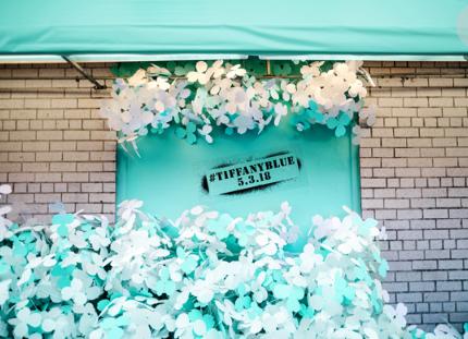 蒂芙尼2018品牌盛典拉开序幕 群星闪耀蓝色盛宴