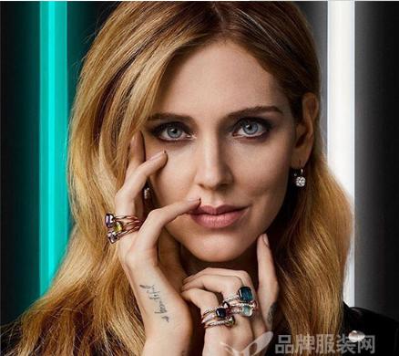 意大利珠宝品牌POMELLATO珠宝系列