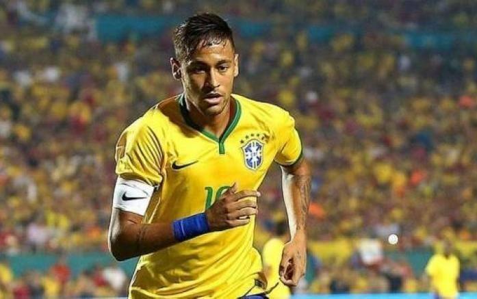 巴西队世界杯名单公布 可谓是众星云集