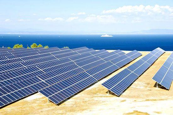 """张店将在全区200余家公共机构楼顶上推广""""太阳能电站"""""""