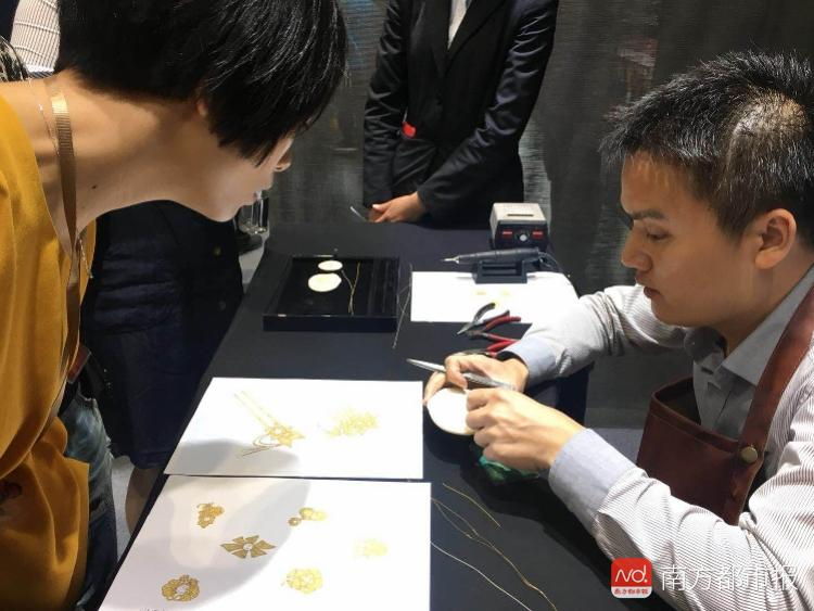 深圳文博会分会场呈现珠宝首饰的历史