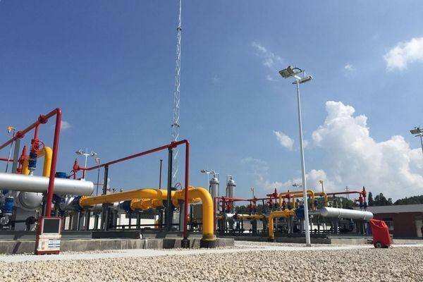 中国天然气进口连续7个月保持30%以上高增长