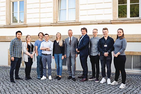 八位年轻制表师角逐2018年瓦尔特朗格杰出制表奖