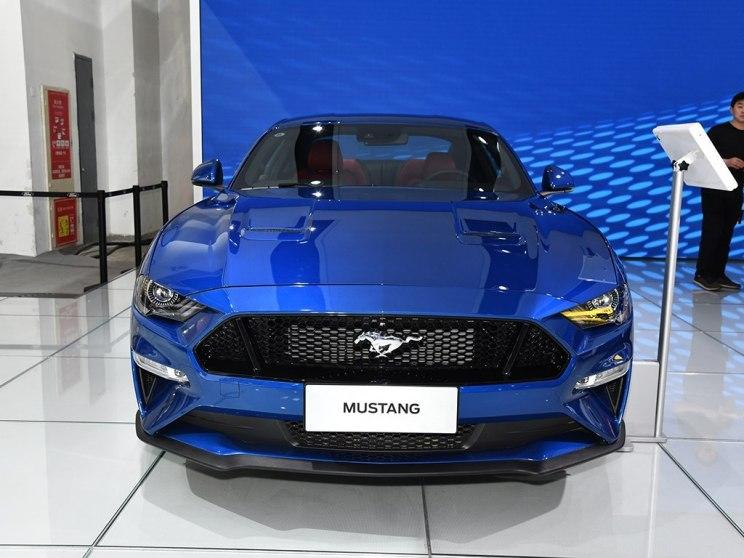 福特官方公布新款Mustang国内售价