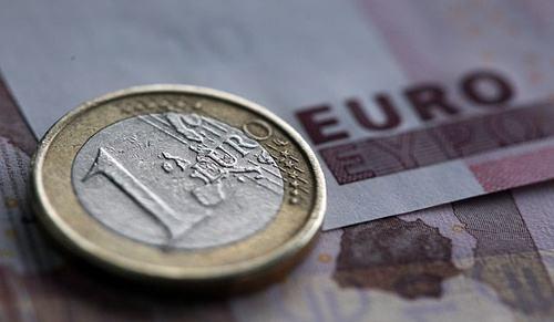 """欧元""""恐怖行情""""还在继续"""