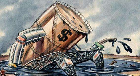API库存大增 预计晚间原油价格将破位下行
